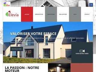 Elevia Construction - Entreprise de construction de maisons à Caen