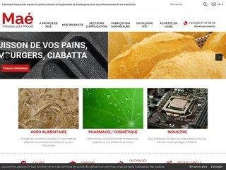 Mae Innovation - spécialiste du moule en silicone professionnel et matériel de boulangerie