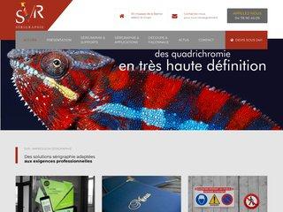 SVR Sérigraphie - Imprimeur à Lyon, Rhône Alpes