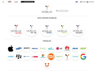 Mobilax, grossiste en piece de mobile