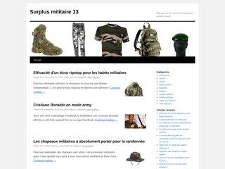 Guide d'achat sur le surplus militaire avec SM13