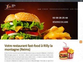 Restaurant à Rilly la montagne