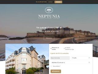 Appartements de vacances à Saint Malo