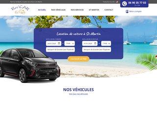 Location de voitures à Saint Martin - Rev'car