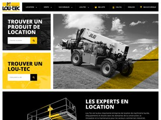 Location équipement - Loutec