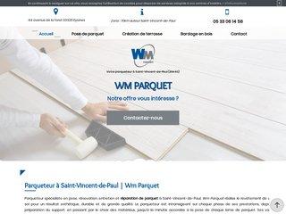 Rénovation de votre parquet à Bordeaux - WM PARQUET