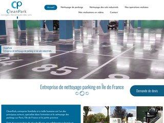 Nettoyage des sols industriels Paris, l'Ile de France