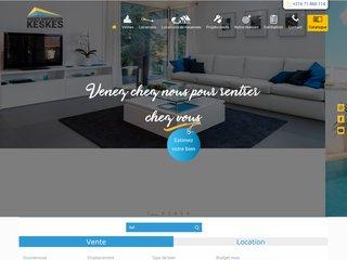 Meilleure agence immobilière en Tunisie