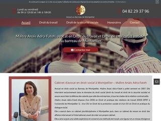 Cabinet d'avocat en licenciement à Montpellier