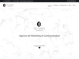 No One's Company Agence de Communication et Marketing