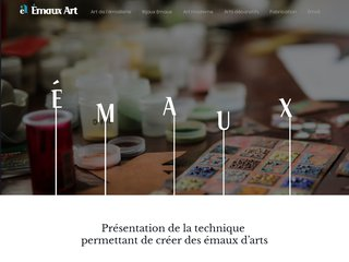 Emaux d'arts