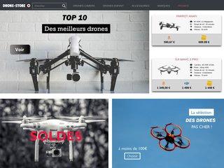 drone comparatif et guide d'achat