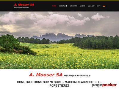 Mécanique personnalisée et machines forestières en Suisse