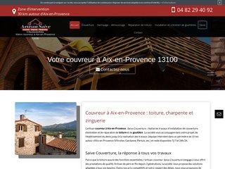 Isolation de toiture à Aix en Provence (13100)