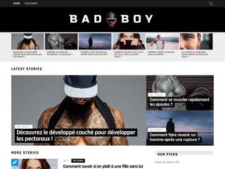 Magazine lifestyle pour homme