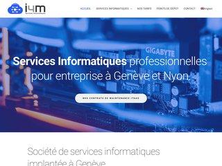 i4M: Entreprise informatique à Genève - Services Informatiques professionnels