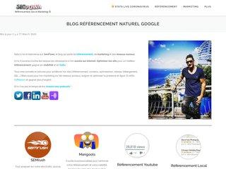 Seopowa blog référencement et marketing