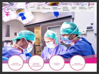 Chirurgie des cancers gynecologiques Marseille