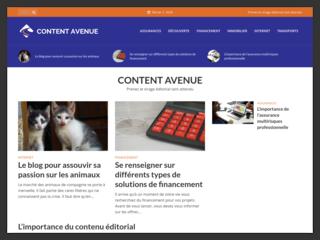 Content Avenue
