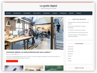Le guide digital