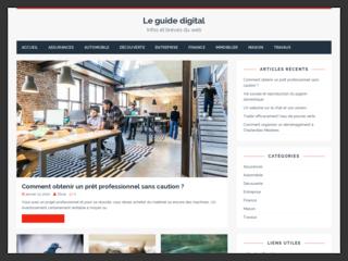 Le guide digital