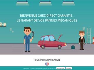 Garantie voiture occasion