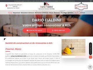 Votre entreprise de construction à Mons