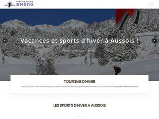 Aussois-ski
