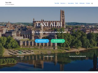 Taxi Albi