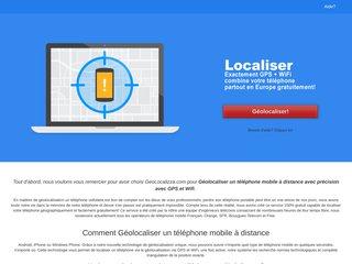 Géolocaliser un téléphone mobile