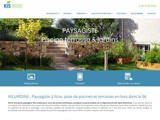 Kis Jardin : Paysagiste à Nice