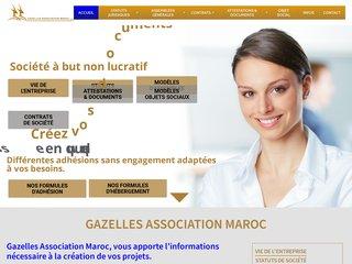 Gazelles Association Maroc : Startup au Maroc