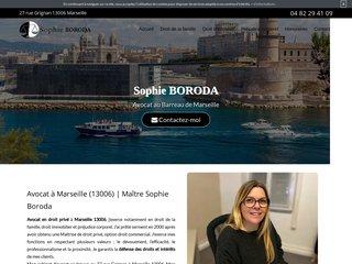 Cabinet d'avocat en préjudice corporel à Marseille