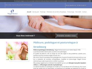 Semelle orthopédique à Strasbourg