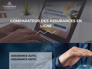 Comparateur des assurances en ligne