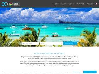 DECORDIER immobilier Mauritius