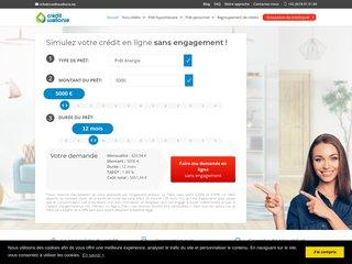 Crédit Wallonie - Prêt hypothécaire et prêt personnel