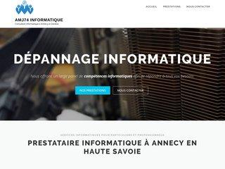 Maintenance et dépannage informatique à Annecy en Haute Savoie