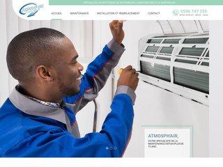 Installation climatisation Martinique - Atmosph'air