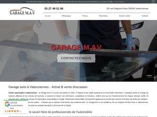 Garage auto à Valenciennes