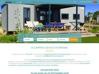 Camping Les îles 5 étoiles - Manche - Normandie