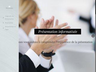 Présentation informatisée