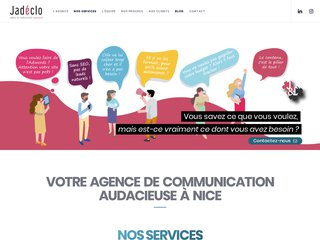 Jadéclo, une agence de communication digitale audacieuse