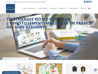Investir en France pour les non-résidents