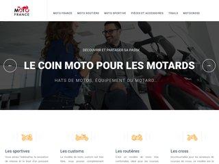 La moto en France