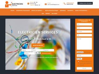 Electricité Services, votre artisan électricien à Nice