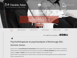 Votre thérapeute à Montrouge