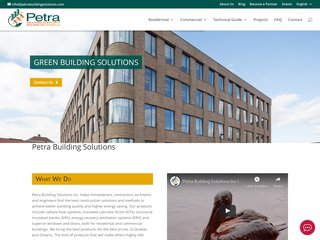 Solutions du Bâtiment Petra