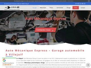 Votre garage à Villejuif - Auto Mécanique Express