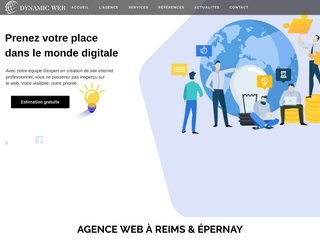 Dynamic Web - Agence de communication à Reims & Épernay